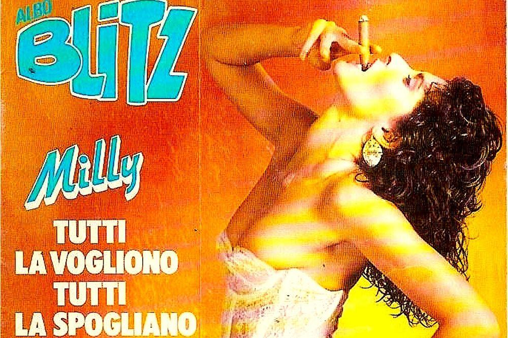 Milly D'Abbraccio: biografia della pornodiva campana